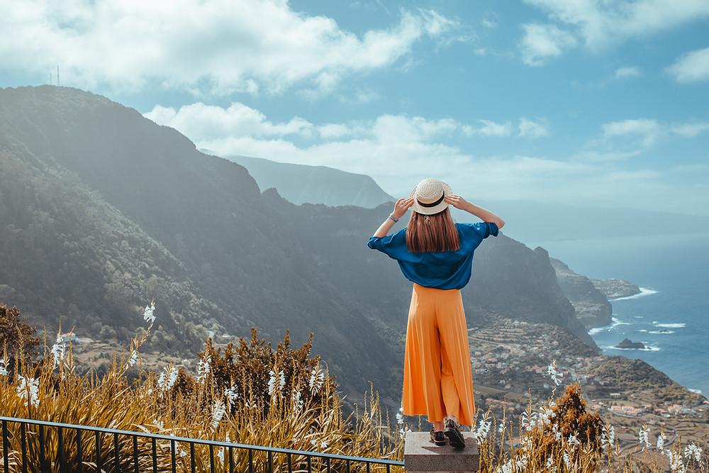Explorando a Madeira