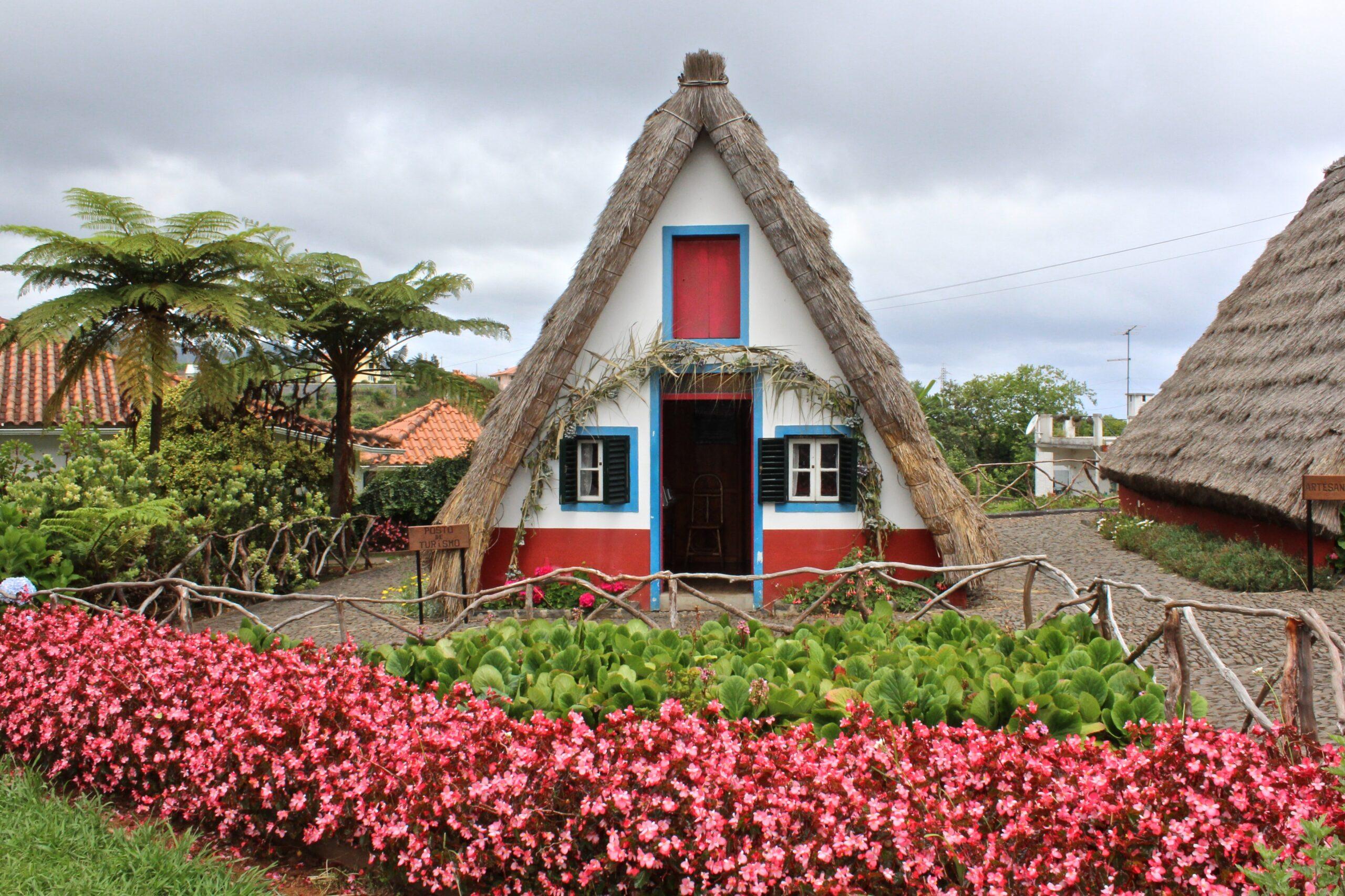 Casa Típica de Santana, Madeira