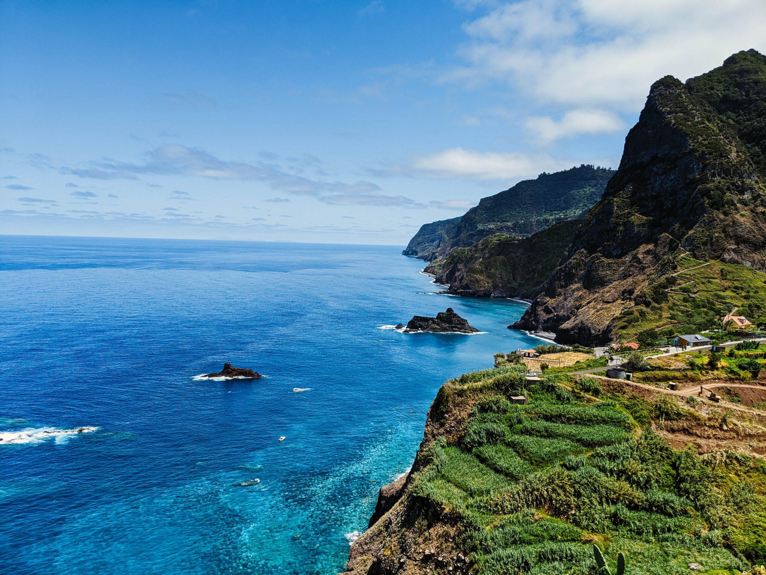 Motivos para ir à Madeira