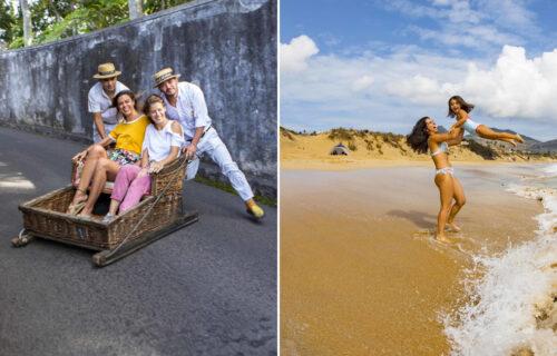 Pacote Viagem 2 em 1: Madeira + Porto Santo