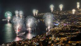 Passagem de Ano / Réveillon na Madeira