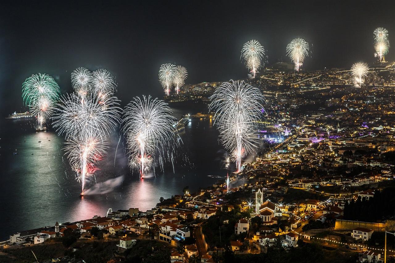Ano Novo Madeira