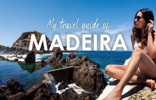 Guia de Viagem à Ilha da Madeira em Inglês