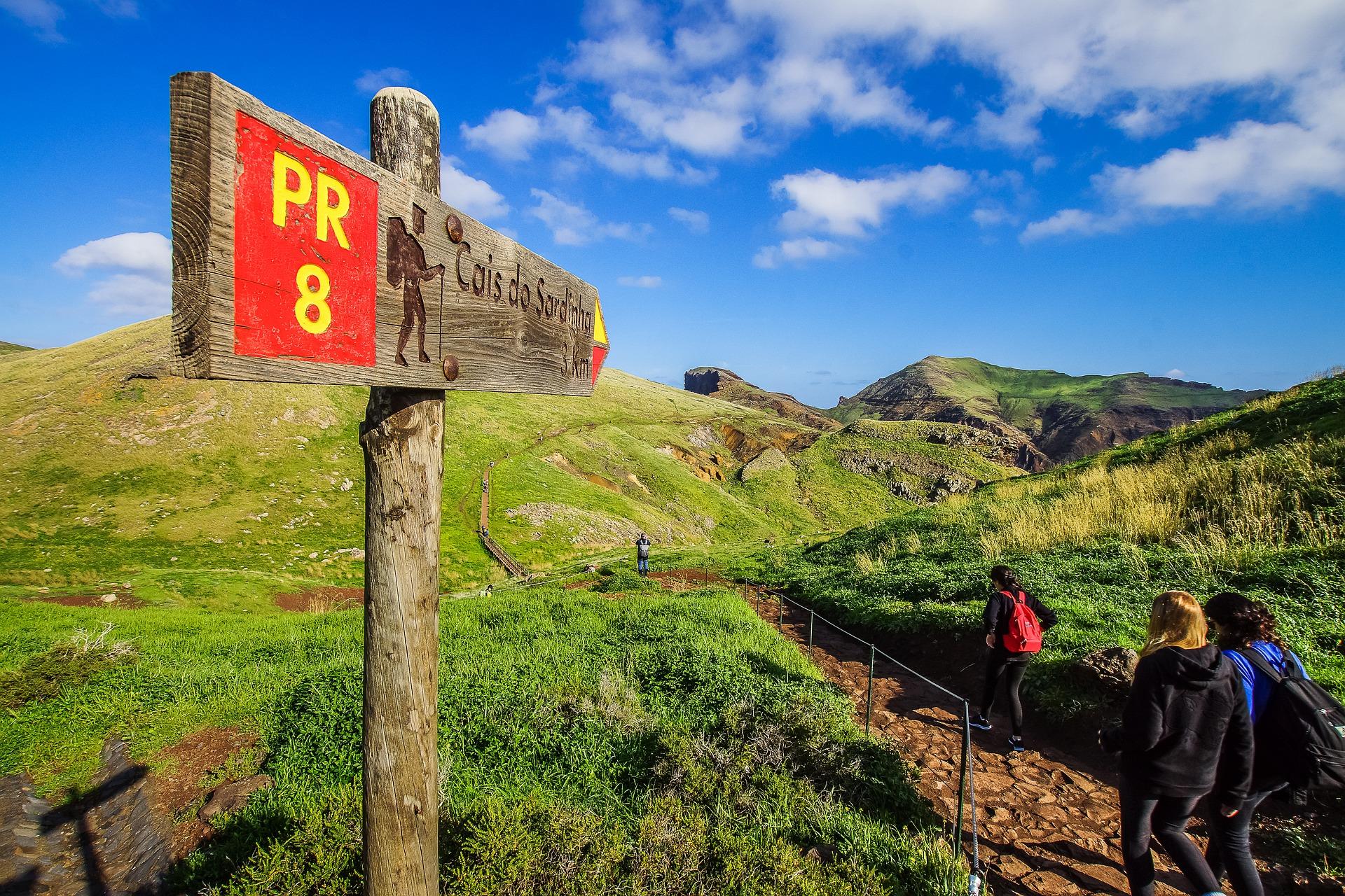 Trilhos Pedestres Madeira