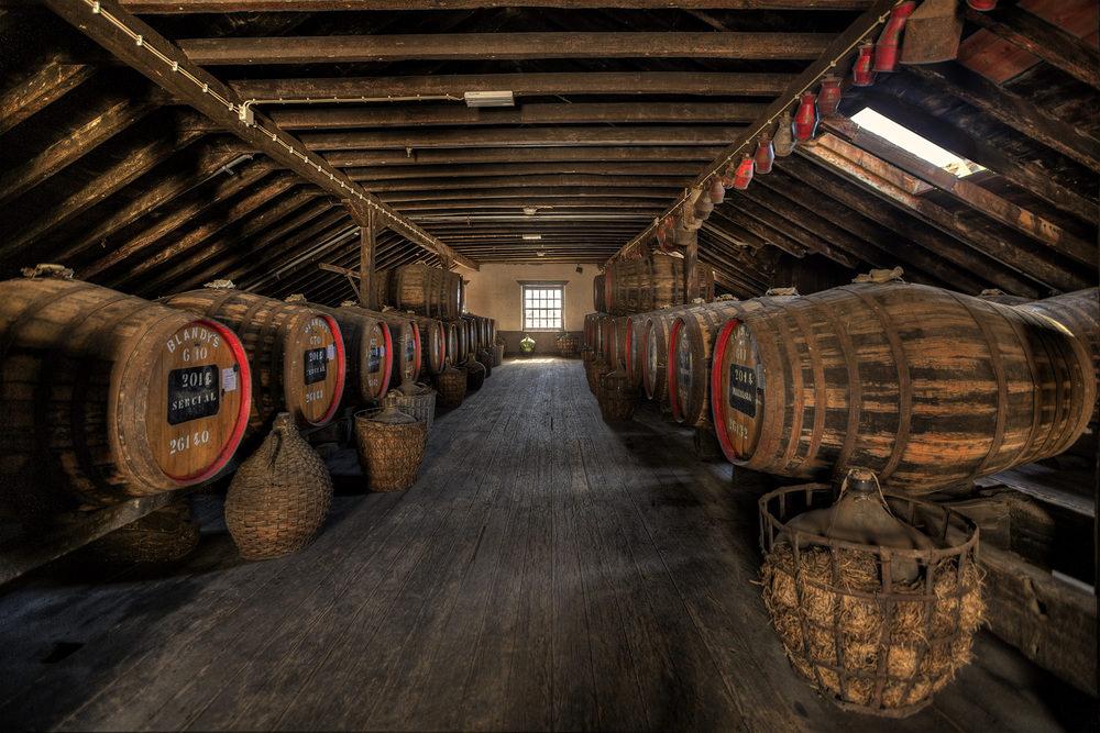 Blandy's Wine — Vinho Madeira