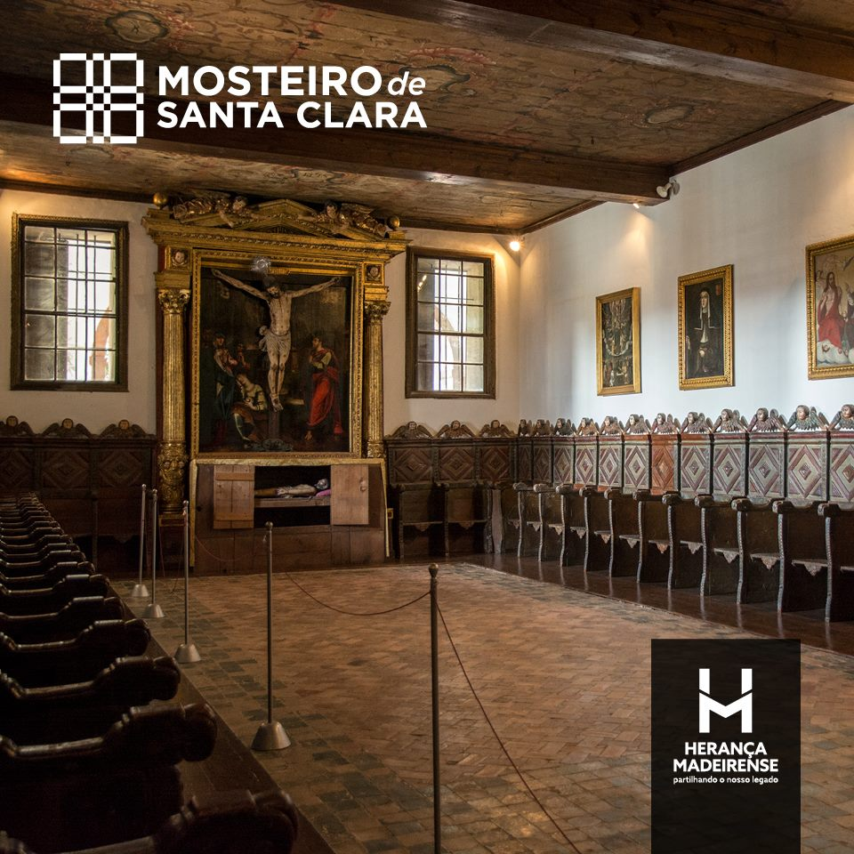 Mosteiro de Santa Clara, Madeira